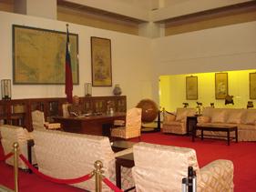蒋介石の部屋