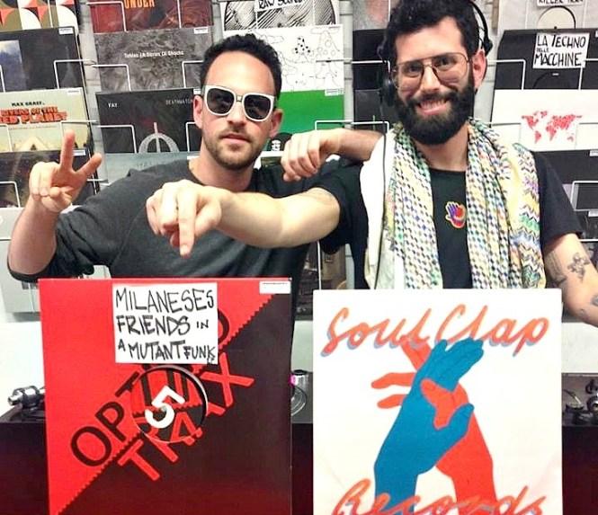 Soul Clap crash Serendeepity in Milan