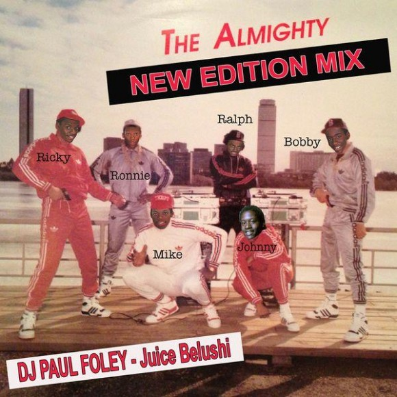 New Edition Mix to get you Dancing on the Charles!