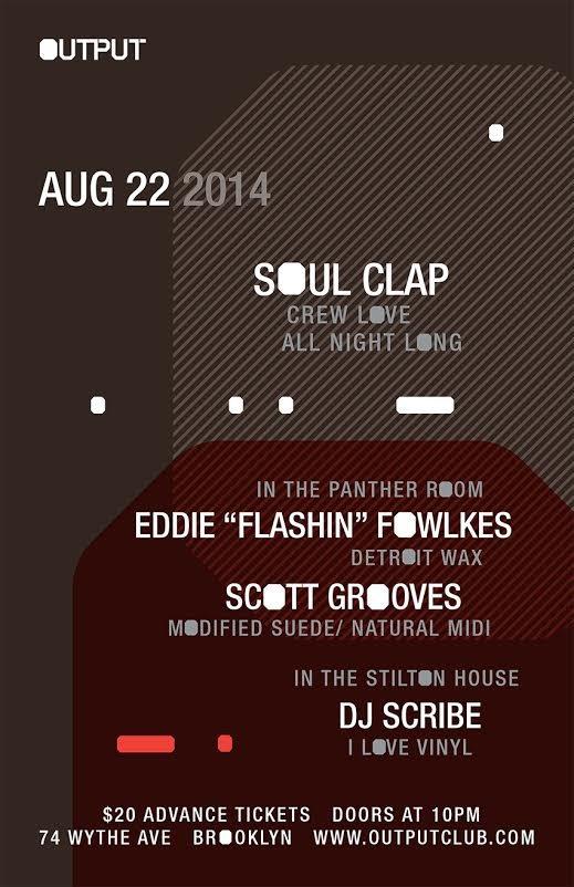 Soul Clap BK All Nite