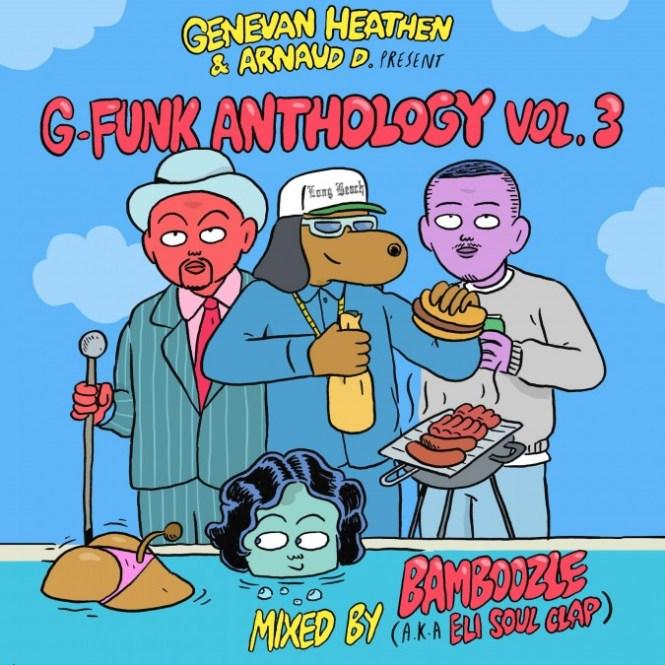 G-Funk Volume 3!