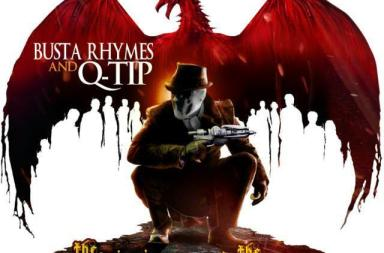 busta rhymes q tip theabstractandthedragon