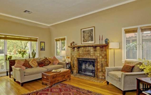 Eagle Rock Spanish Home Is One Pretty Se Orita Soulful Abode