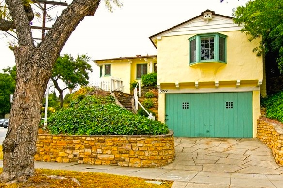 1936 Cottage: 3277 Rowena Ave., Los Angeles, CA 90027