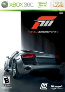 Forza Motorsport 3 - Cover