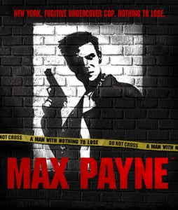Max Payne - Cover