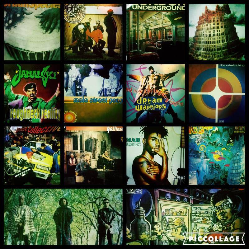 Djanzy - Okie Dokie call It Acid Jazz (free mixtape)