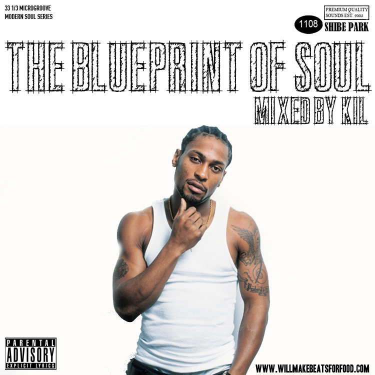 The Blueprint of Soul // Mixtape // free download
