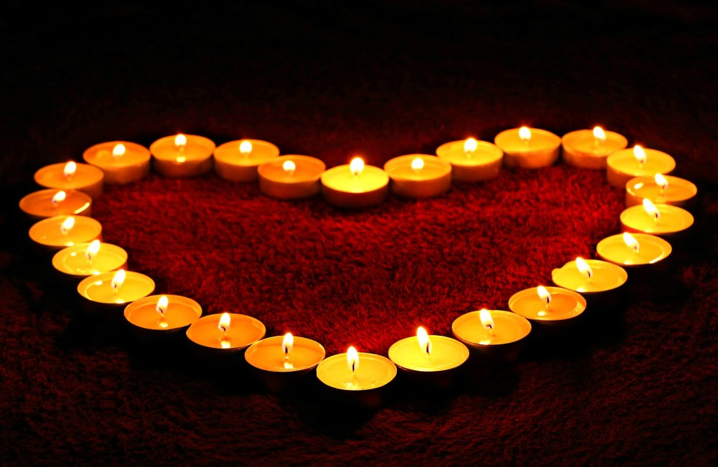 Why Self-Love is the Basis of All Personal Growth Candles-1645551_1920