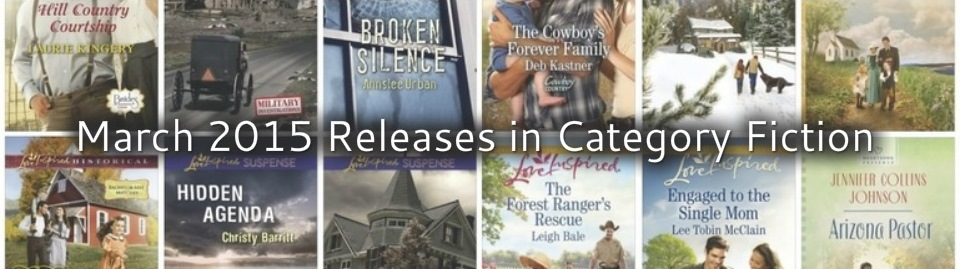 March 2015 Releases in Category Fiction