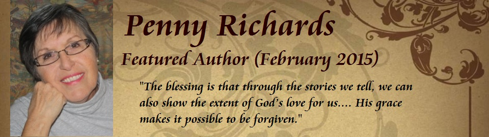 Featured Author: Penny Richards