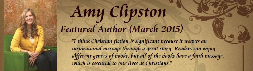 Featured Author: Amy Clipston