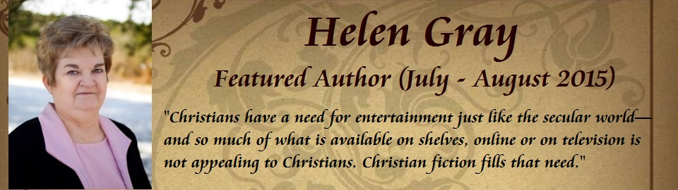Featured Author: Helen Gray