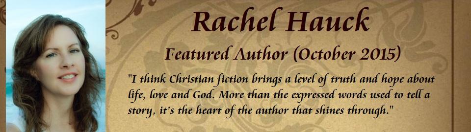 Featured Author: Rachel Hauck