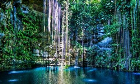 Ik-Kil-Cenote-Pool