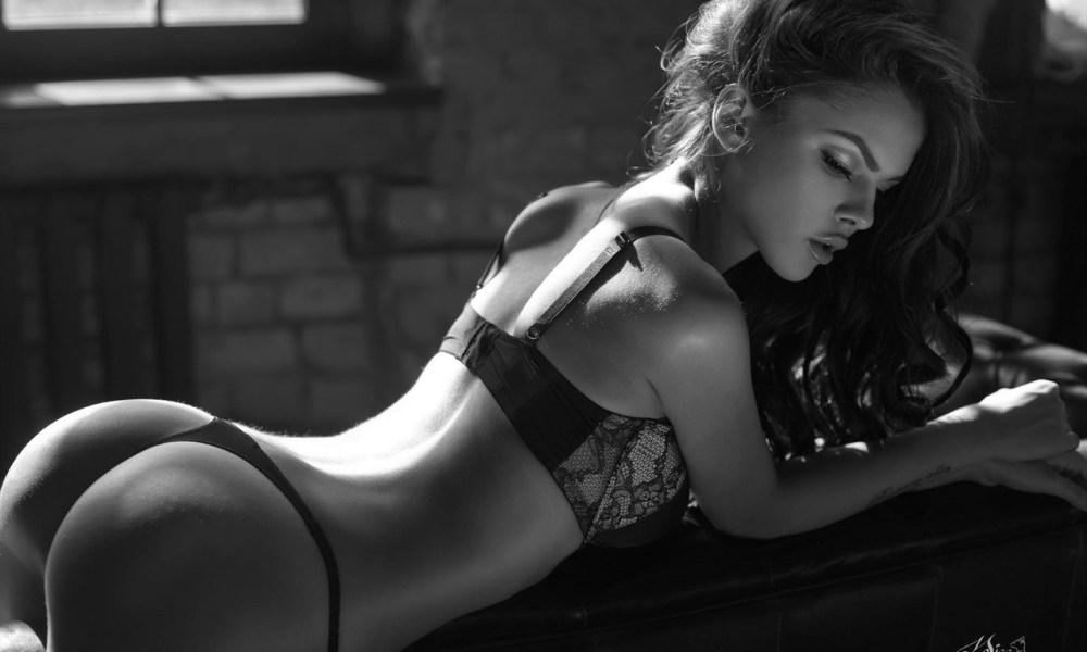 Секс с очень красивой очаровашкой 20 фотография