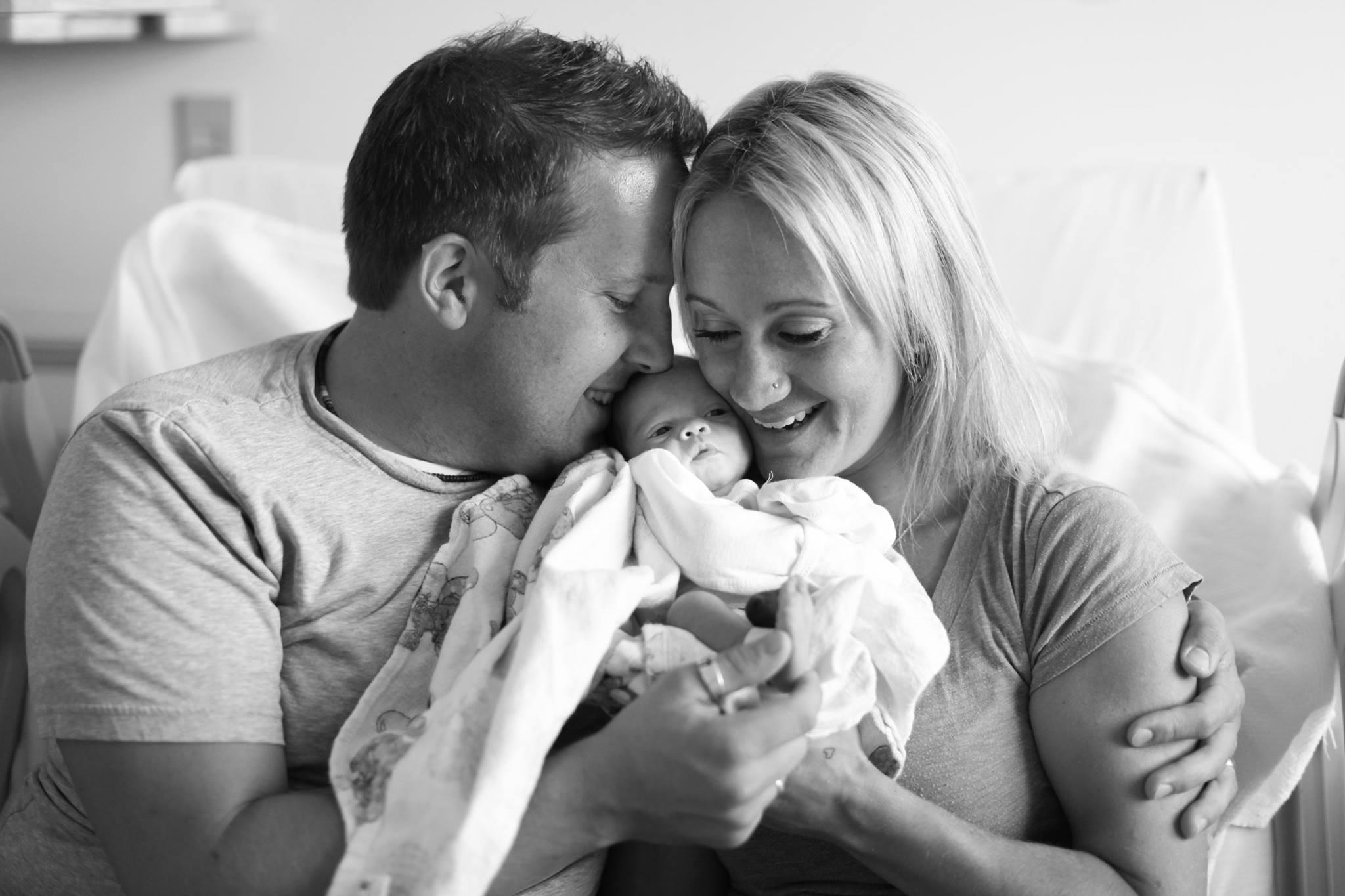 Що повинен знати чоловік, коли його дружина стає мамою