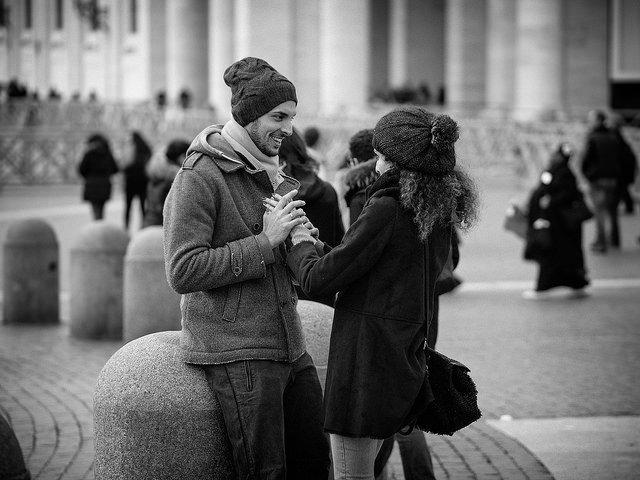 Вибирай чоловіка, який вміє кохати до нестями