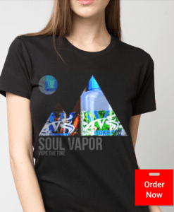 Mountain Women Black | Soul Vapor Apparel