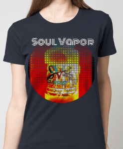 Monkey Circle Womens Tee | Soul Vapor E Liquid Appael