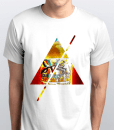 Monkey Triangle Men's Tee | Soul Vapor E Liquid Apparel