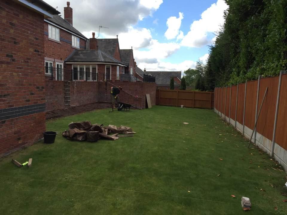 Garden Design In Warrington Garden Designs