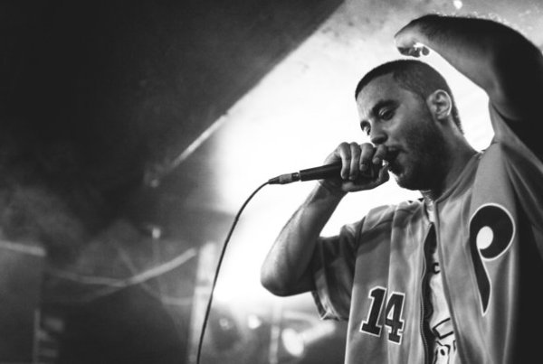 Your Old Droog lors de son premier live au Webster Hall