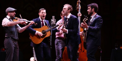 Punch Brothers by Samantha Fleishman