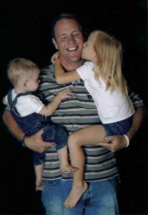 mike and kids