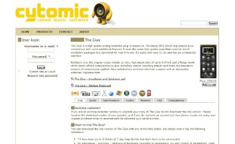 Cytomic The Glue SSL compressor plugin review