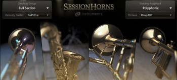 Native Instruments Session Horns review