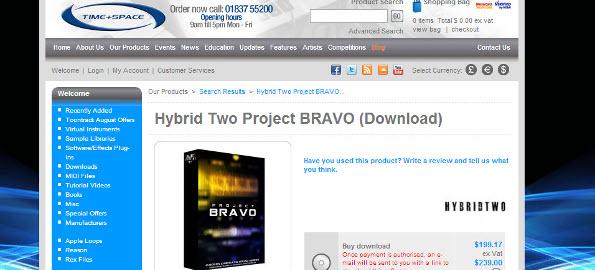 timespace_project_bravo