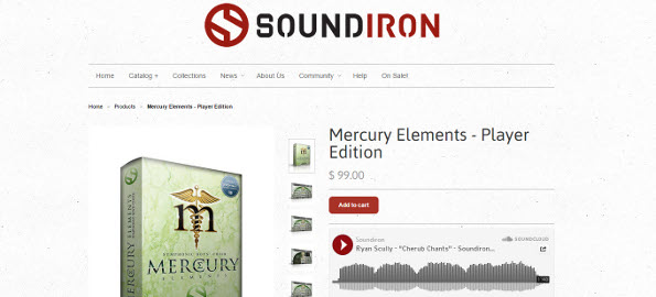 Review: Soundiron Mercury Elements