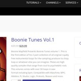 Review: Boonie Tunes Vol. 1 from Maschine Masters
