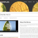 Product Demo: HelloSamples Sweet Chords Volume 3