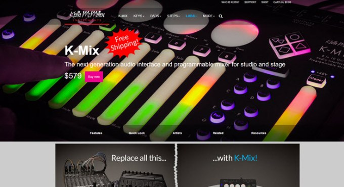 Review: Keith McMillen K-Mix Audio Interface, Digital Mixer, and Control Surface