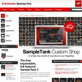 Friday Freebie: IK Multimedia SampleTank Custom Shop