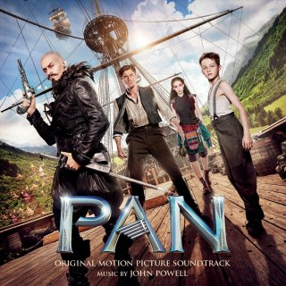 Pan Song - Pan Music - Pan Soundtrack - Pan Score