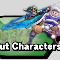 Cut characters alt