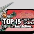 capcom top15