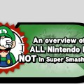 Nintendo Ip NOT Smash