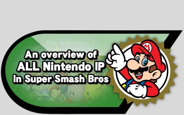 Nintendo Ip Smash