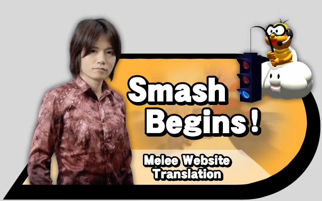 Smash begins