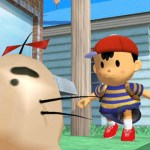 Ness, from MOTHER 2. ...Ness is the one on the right.
