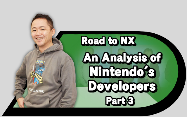 Nintendo developers Part 3