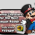 Chara Next Roster Part 2