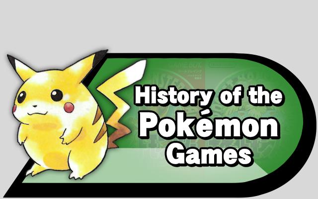 History Pokemon (1)