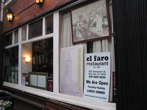 Ultimate Tapas Run: El Faro in the MePa