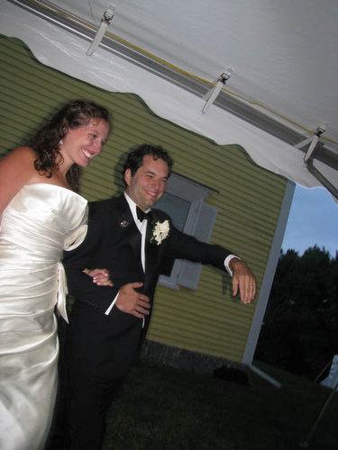 Nuptials: Rory and Christiana