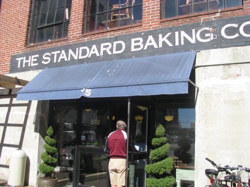 Standard Baking Company in Portland, Maine